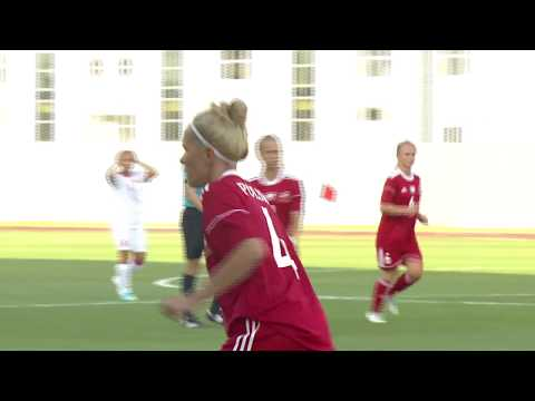 Turkey v Poland Woman Football