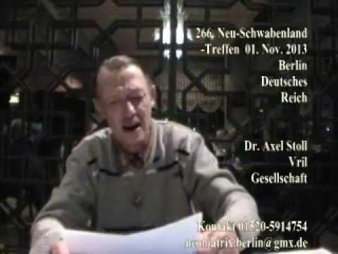 Dr. Stoll Vril-Gesellschaft 266. Neu-Schwabenland-Treffen 01.11.13 1v4