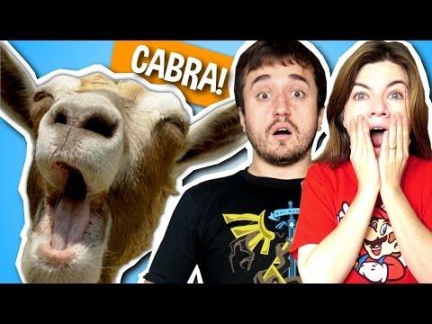 CABRA DA PESTE! - Goat Simulator (parte 2)