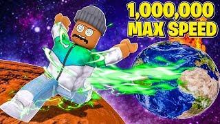 I Got 1,000,000 SPEED. tout le monde était MAD! (Roblox)