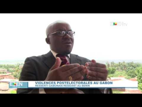 Violences post-électorales au Gabon : ressenti des Gabonais résidant au Bénin.