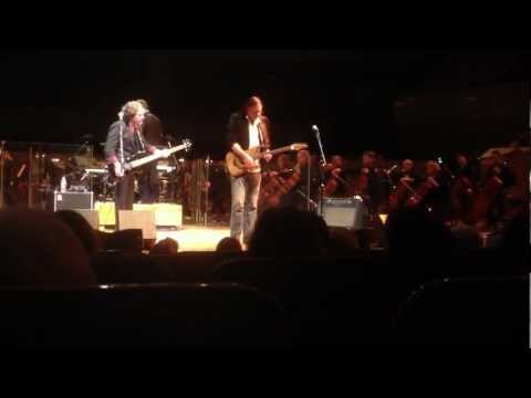 Kip Winger plays Headed for a Heartbreak with Colorado Symphony Orchestra - January 18, 2013