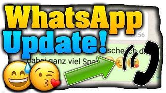 WhatsApp auf DIESEN Geräte nicht mehr verfügbar?! Gruppenanrufe &. Weitergeleitete Nachricht!