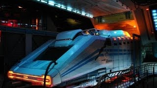 Star Tours On Ride HD POV Disneyland Paris / Видео