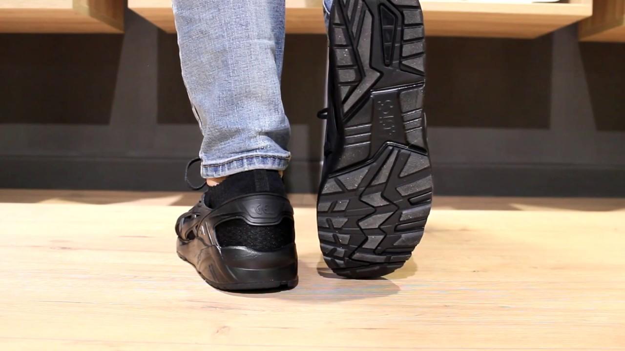 ASICS Gel-Kayano Trainer Knit LO - Black