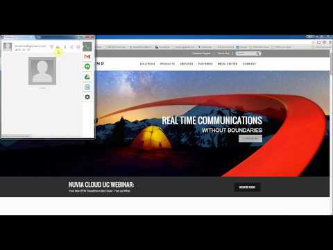 Video RTC Client for Google Apps