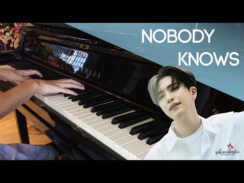 GOT7 Youngjae - Nobody Knows Piano Cover
