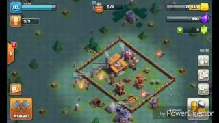 "Curiosidades e bugs do ""novo mundo""do clash of clans"