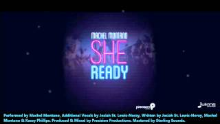 "Machel Montano - She Ready ""2013 Soca"""