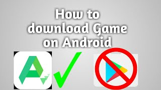 How To Download Game On Android Not Playstore Is Download On Apkpure