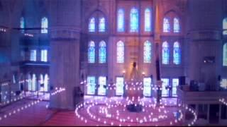 La Mezquita Azul, en Estambul