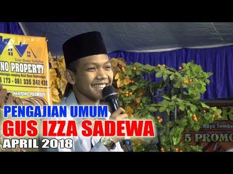 Pengajian Umum Bersama Gus Izza Sadewa ( Putra KH.Imron Jamil Jombang)
