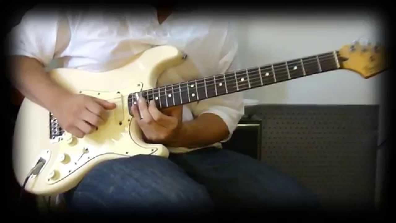 Gilmour Style - Seymour Duncan Ssl-5  U0026 Fender Lace Sensor Gold