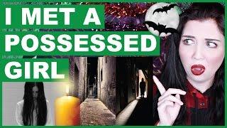 I Met A Possessed Girl In An Alleyway