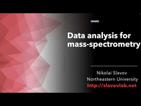 Analysis Of Mass-spectrometry Data And Other Omics Datasets