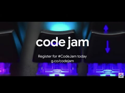 Code Jam 2019 – Do you have what it takes?