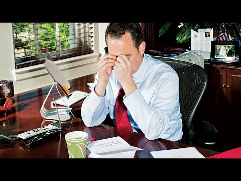 Does Reince Priebus Have the Hardest Job in America?