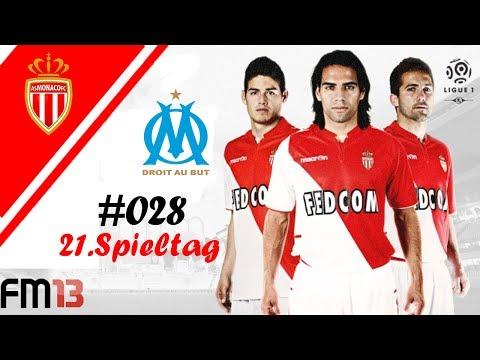 Fussball Manager 13 - Folge #028  - Marseille zu stark  und der 40 Millionen Mann