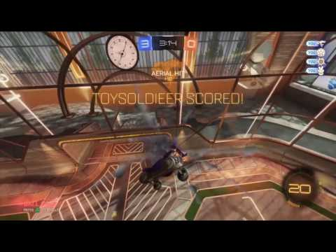 A Rocket League Montage - Flying Forever