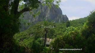 Algerie .Voyage en Kabylie : Toudja.Bejaia