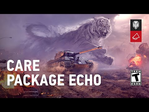 Twitch Prime: Care Package Echo And The Captured King Tiger