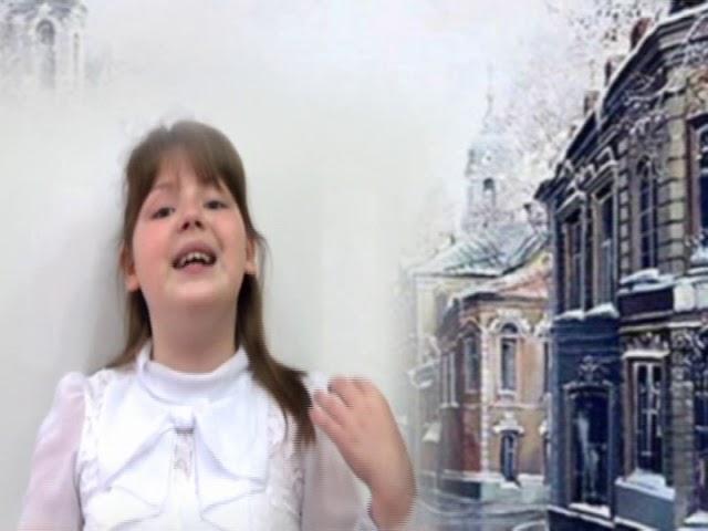 Изображение предпросмотра прочтения – ВалерияМихалёва читает произведение «Домики старой Москвы» М.И.Цветаевой