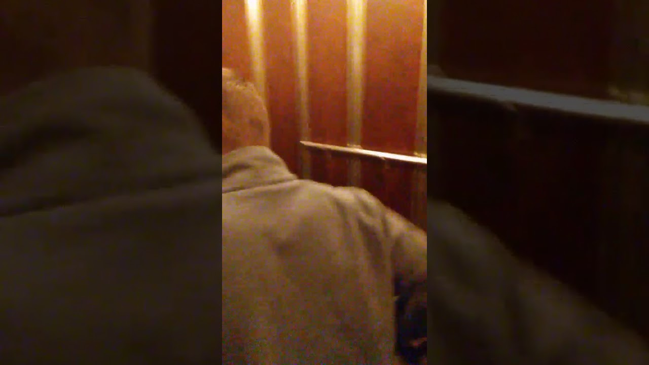 Going Up Old Otis Black On Traction Avani Elevator At Severance Hall Cleveland Ohio