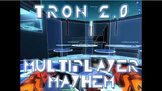 Multiplayer Mayhem - Tron 2.0