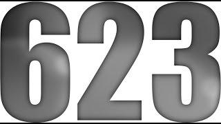 Шестьсот двадцать три