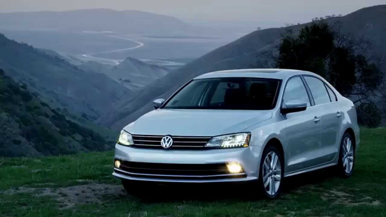 2015 Volkswagen Jetta facelift video debut - YouTube