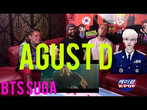 Free Download Agust D - Agust D & Give It To Me Mv Reaction #btsfanboys #suga Mp3 dan Mp4