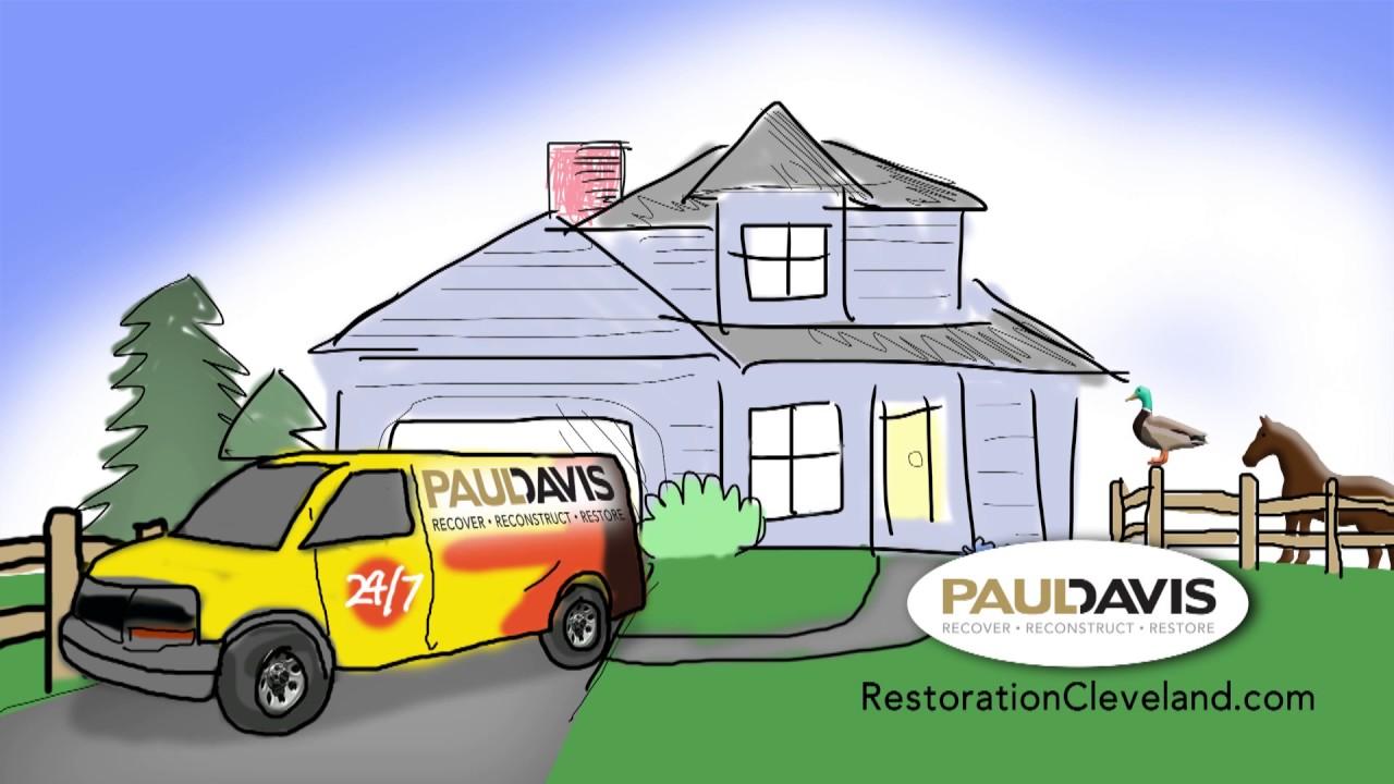 Paul Davis Restoration Water Fire Damage 012417