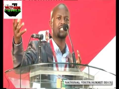 NYS2013 - The Place of Kenya in the Global Markets - Abraham Rugo Muriu