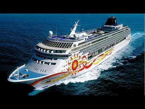 Norwegian Cruise Ship NCL Sun - Ken