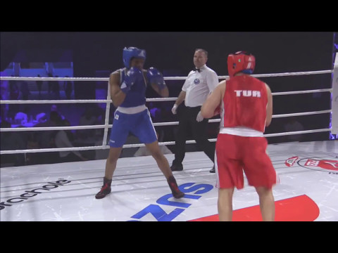 Busenaz Surmeneli vs Maily Nicar (06/05/2017)