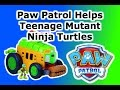 Paw patrol video helps teenage mutant ninja turtles peppa pig disney princesses parody mp3
