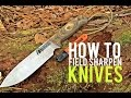 Sharpen Your Knife with a Speedy Sharp – Quick Tips
