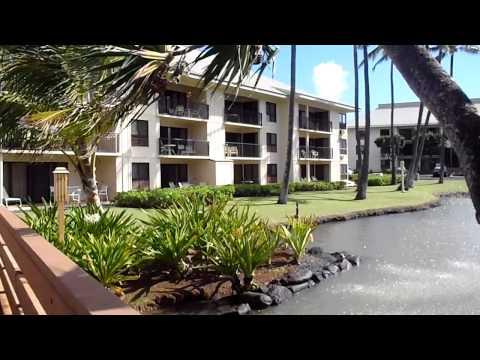 Wyndham Kauai Beach Villas Outside