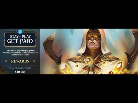 Gods Unchained - 20 $ Раздача +5 $ за реферала / Airdrop Криптовалют