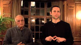 Charles Eisenstein in conversation with Satish Kumar