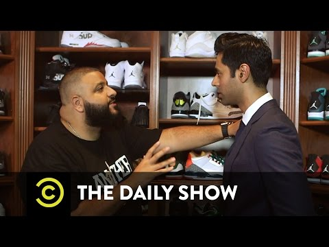 Thumbnail: Keys to Success with DJ Khaled and Hasan Minhaj: The Daily Show