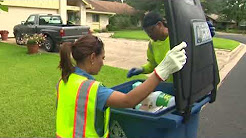 Take This Job: Recycling operator