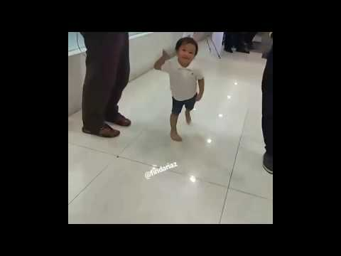Lucunya Rafathar Joget Chicken Dance Pesbukers ANTV | Chicken Kuk Doo Koo
