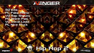 Vengeance Producer Suite - Avenger HipHop 2 XP