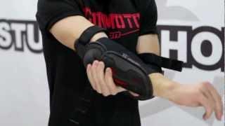 Налокотники STRYKER ELBOW ARMOR(Обзор защиты локтя STRYKER от мотоэкипировки ICON. Купить налокотники можно здесь: http://stuntexshop.ru/zashchita-loktya-stryker-elbow-armor., 2012-10-12T18:47:31.000Z)