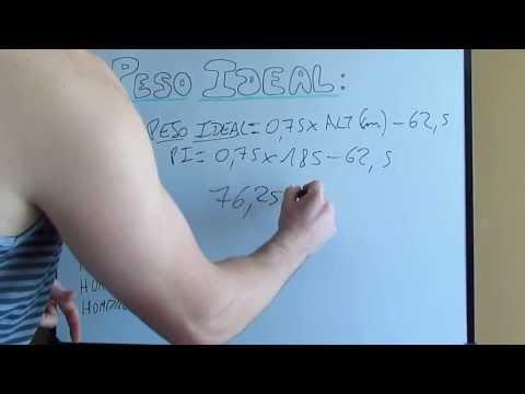 Peso ideal mujer 1.70 mts