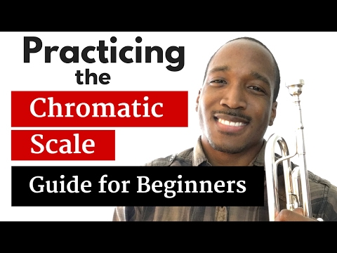 How to Practice the Chromatic Scale on Trumpet