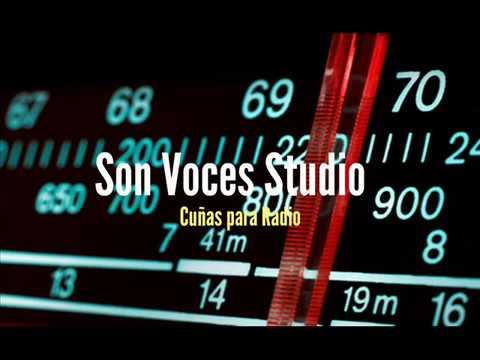 CUÑA DE ENTRADA PARA PROGRAMA DE RADIO - (LA LOCURA DE SALVADOR IBAÑEZ) SON VOCES STUDIO