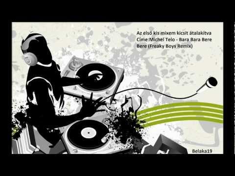 Michel Telo - Bara Bara Bere Bere mix 2013