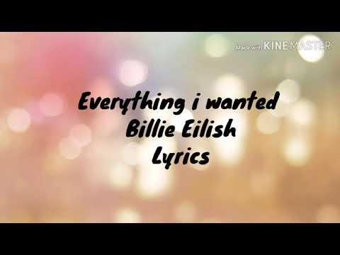 everything-i-wanted-billie-eilish-|-lyrics-|